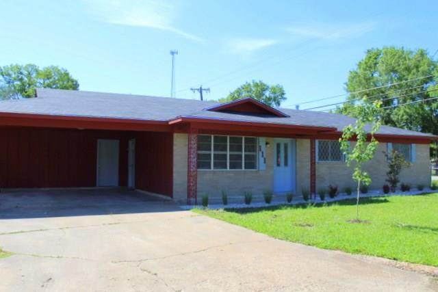 111 Glenview Street, Crockett, TX 75835 (MLS #50051202) :: Texas Home Shop Realty