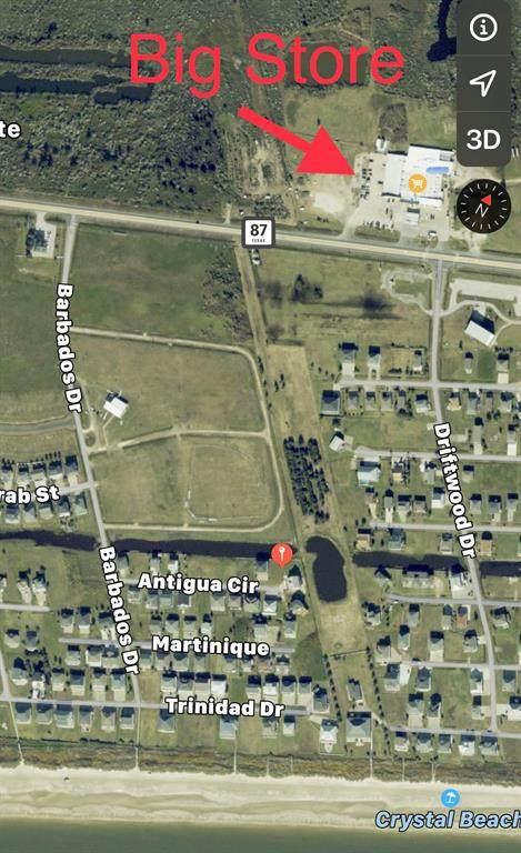 2341 Antigua Circle, Crystal Beach, TX 77650 (MLS #50067871) :: Michele Harmon Team