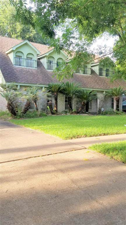 9222 Carvel Lane, Houston, TX 77036 (MLS #5015410) :: The SOLD by George Team