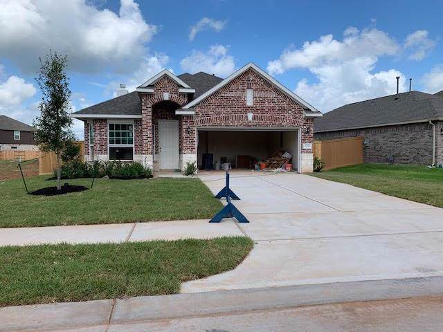 32710 Timber Point Drive, Brookshire, TX 77423 (MLS #50233594) :: The Bly Team