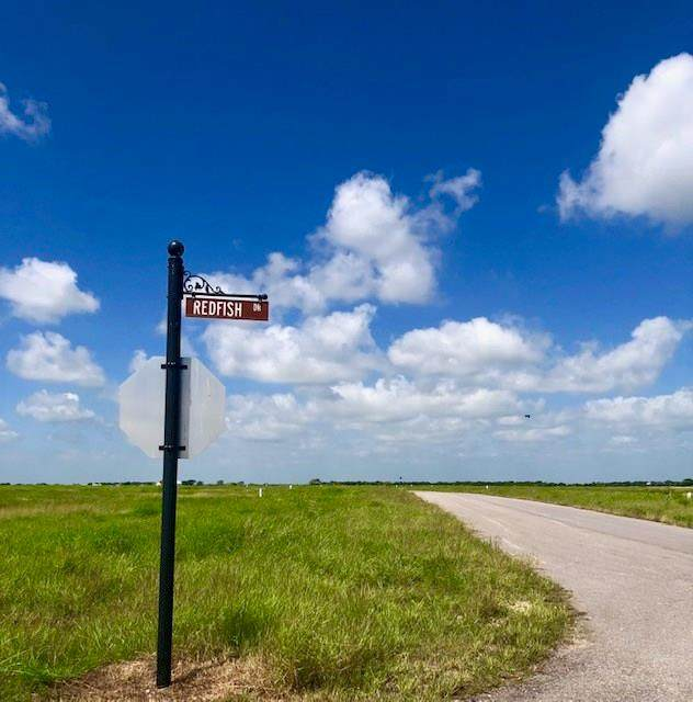 Lot 33 Redfish Drive, Port Lavaca, TX 77979 (MLS #50235363) :: Texas Home Shop Realty