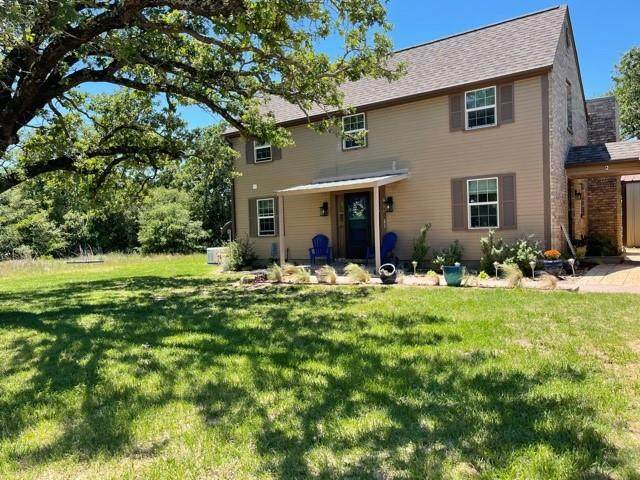 18 Deerfield Drive, Hilltop Lakes, TX 77871 (MLS #50358060) :: The Heyl Group at Keller Williams