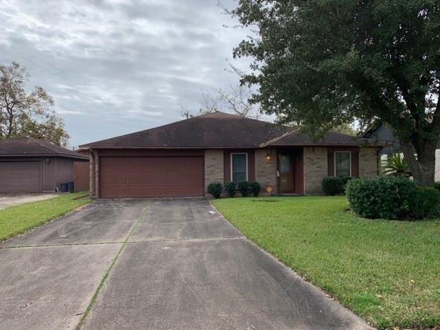 7501 Mallard Drive, Texas City, TX 77591 (MLS #50455484) :: Texas Home Shop Realty