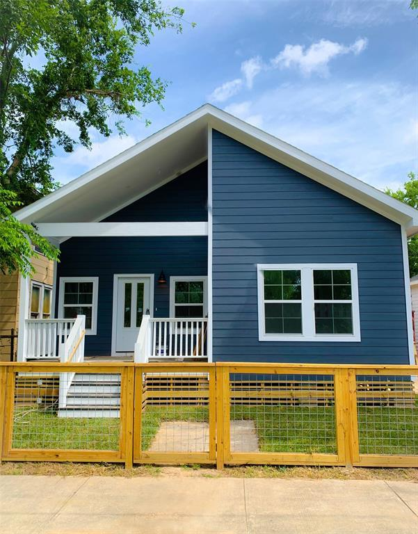 407 Paschall Street, Houston, TX 77009 (MLS #50646765) :: Texas Home Shop Realty