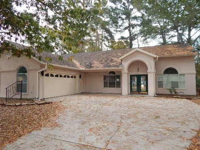 3322 Lake Island Drive, Montgomery, TX 77356 (MLS #50681705) :: Texas Home Shop Realty