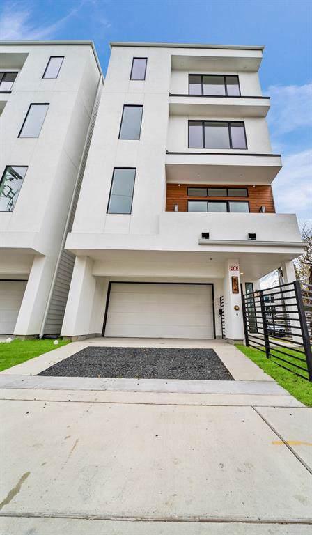 604-608 Oakley Street, Houston, TX 77006 (MLS #50842236) :: Green Residential