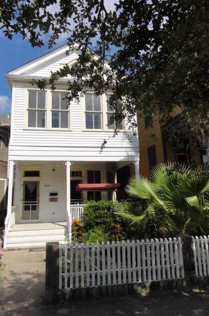 1614 Church Street, Galveston, TX 77550 (MLS #50843246) :: The Jill Smith Team