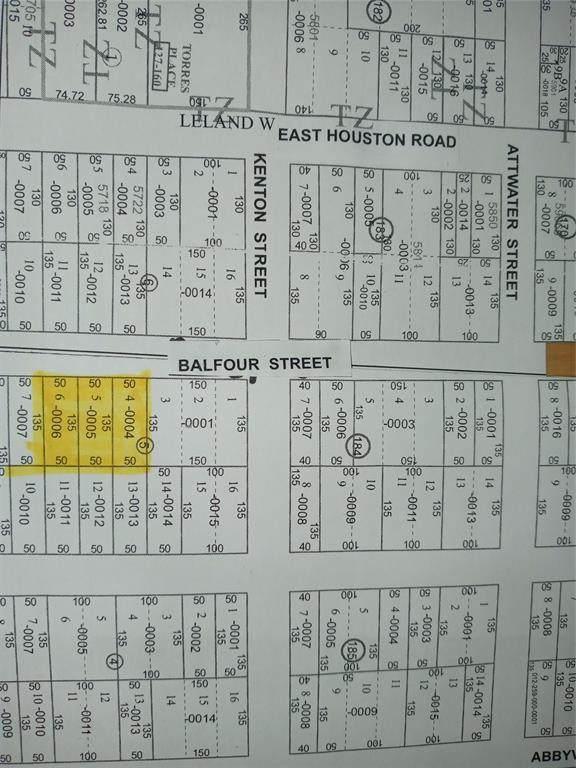 0 Balfour Street, Houston, TX 77028 (MLS #50976981) :: Michele Harmon Team