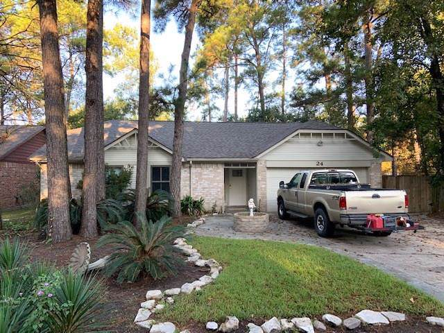 24 Fairmeade Bend Drive, The Woodlands, TX 77381 (MLS #51062513) :: Connect Realty