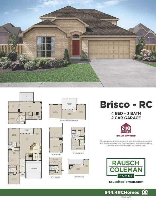3603 Champions Cove Lane, Missouri City, TX 77459 (MLS #51097014) :: Phyllis Foster Real Estate