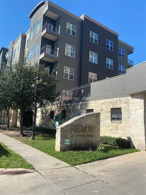 1010 Rosine Street #39, Houston, TX 77019 (MLS #51324477) :: Keller Williams Realty