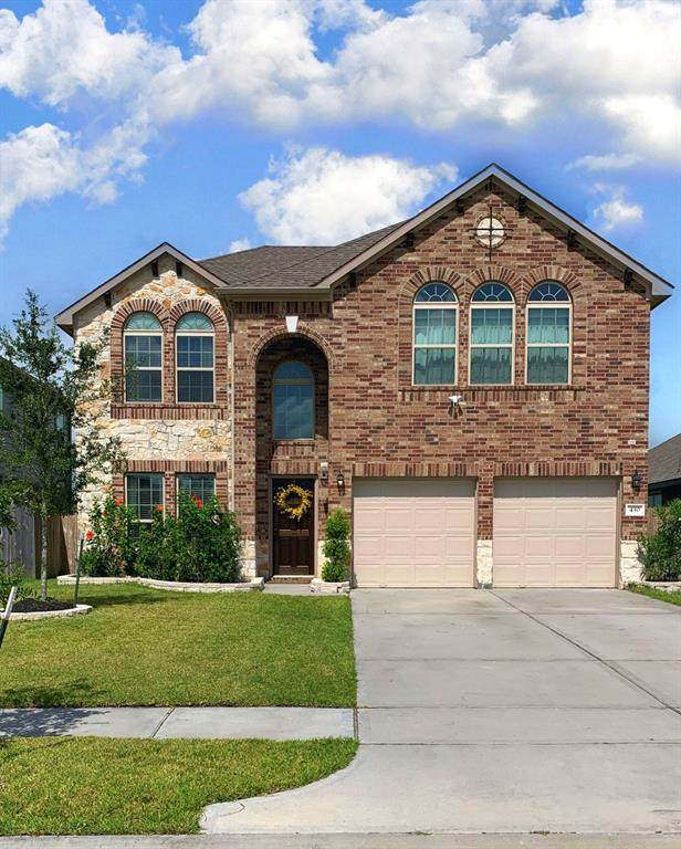 430 Forest Village Circle, La Marque, TX 77568 (MLS #51370027) :: The Heyl Group at Keller Williams