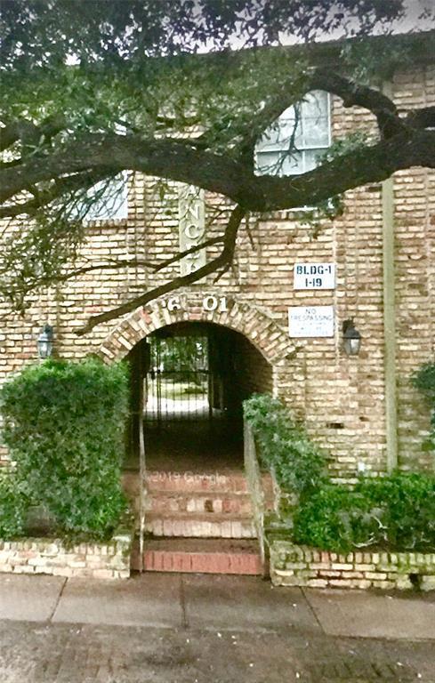 6401 Skyline Drive #19, Houston, TX 77057 (MLS #51409563) :: Texas Home Shop Realty