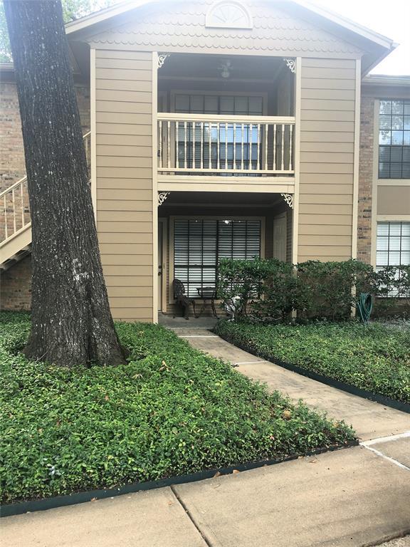 1311 Antoine Drive #102, Houston, TX 77055 (MLS #51443816) :: Krueger Real Estate