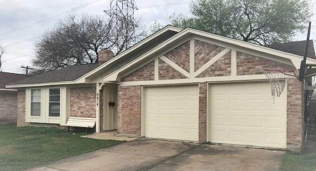 9414 Willow Meadow Drive, Houston, TX 77031 (MLS #51458037) :: Caskey Realty