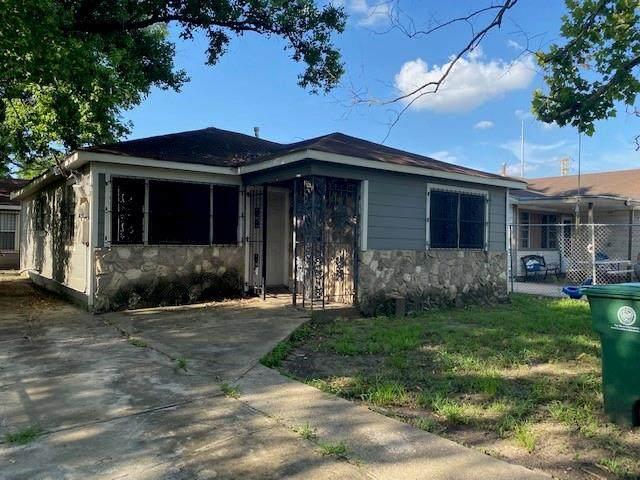 7515 Force Street, Houston, TX 77020 (MLS #51498599) :: The Wendy Sherman Team