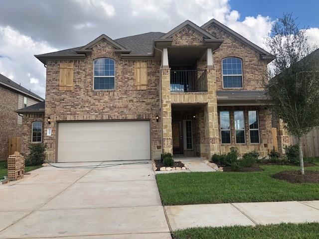 9903 Corben Creek Way, Richmond, TX 77407 (MLS #51626501) :: Texas Home Shop Realty