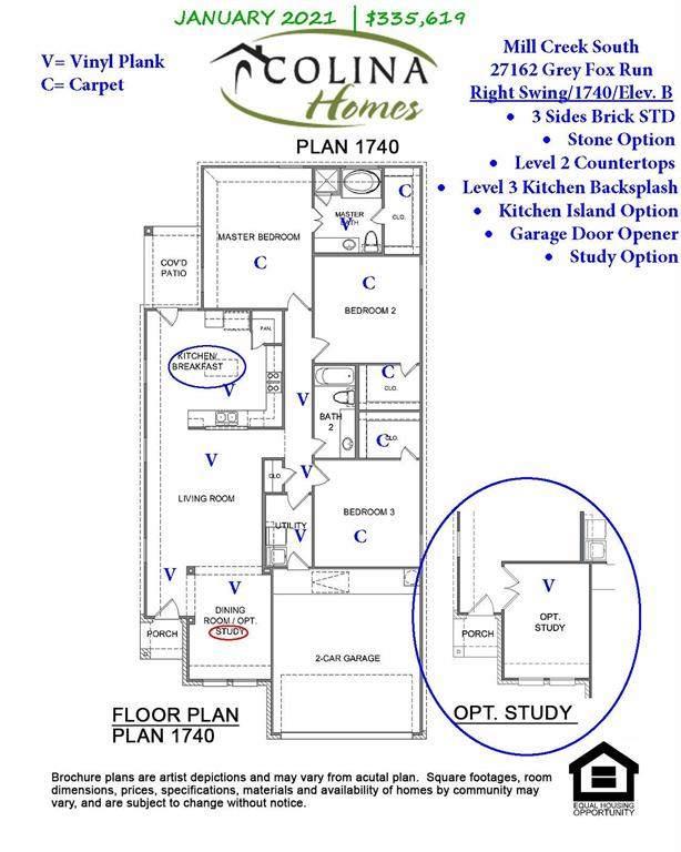 27162 Grey Fox Run, Magnolia, TX 77354 (MLS #5189048) :: Lerner Realty Solutions
