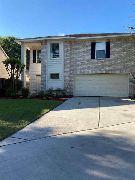 15627 Kentwater Court, Houston, TX 77095 (MLS #51897148) :: The Wendy Sherman Team