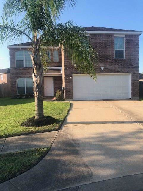 5315 Rio Ramos Court, Rosharon, TX  (MLS #52036895) :: The SOLD by George Team