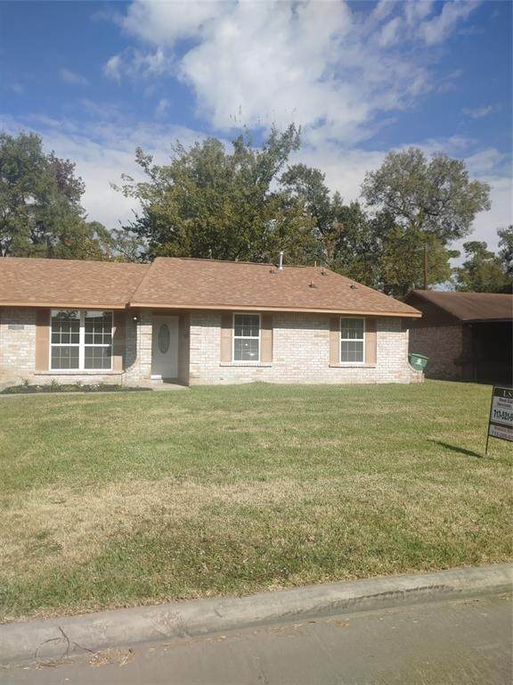 7707 Lakewood Drive, Houston, TX 77016 (MLS #5230282) :: Lerner Realty Solutions