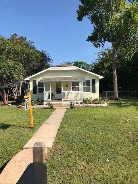 222 Belmont Street, Tomball, TX 77375 (MLS #52307488) :: Texas Home Shop Realty