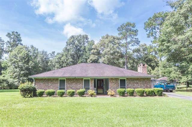 806 Camphor, Village Mills, TX 77663 (MLS #52321534) :: Texas Home Shop Realty