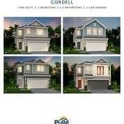 1713 Summerlyn Terrace Drive, Houston, TX 77080 (MLS #52427111) :: Texas Home Shop Realty