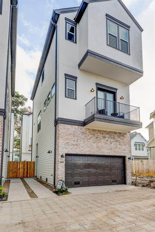 1116 15th 1/2 Street A, Houston, TX 77008 (MLS #52469967) :: Connect Realty