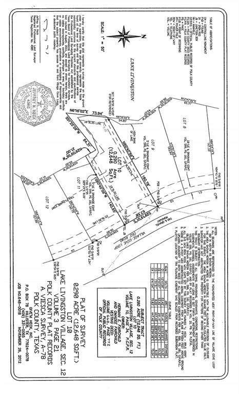 170 W Village Cove Loop, Livingston, TX 77351 (MLS #5268242) :: Texas Home Shop Realty