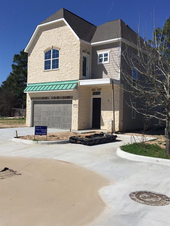 9202 Scenic Gardens Woods Lane, Spring, TX 77379 (MLS #52848002) :: Team Parodi at Realty Associates