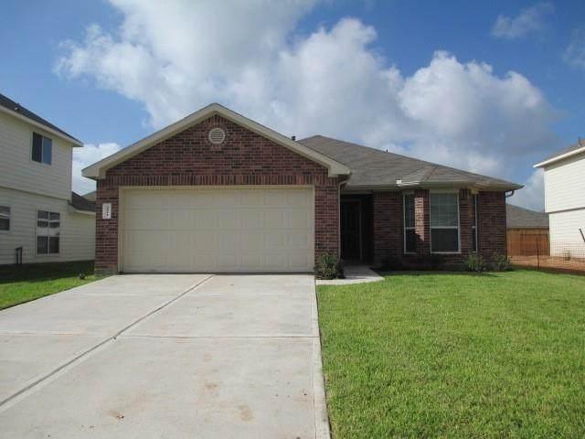 2511 Camarilla Lane, Richmond, TX 77406 (MLS #52850392) :: Texas Home Shop Realty