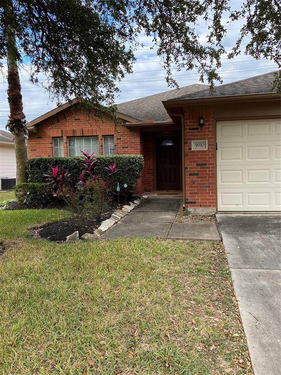 5910 Pinacle Point, Houston, TX 77085 (MLS #53091093) :: Caskey Realty