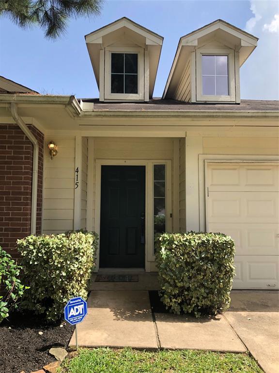 415 Laurel Timbers Drive, Houston, TX 77339 (MLS #53111669) :: Ellison Real Estate Team