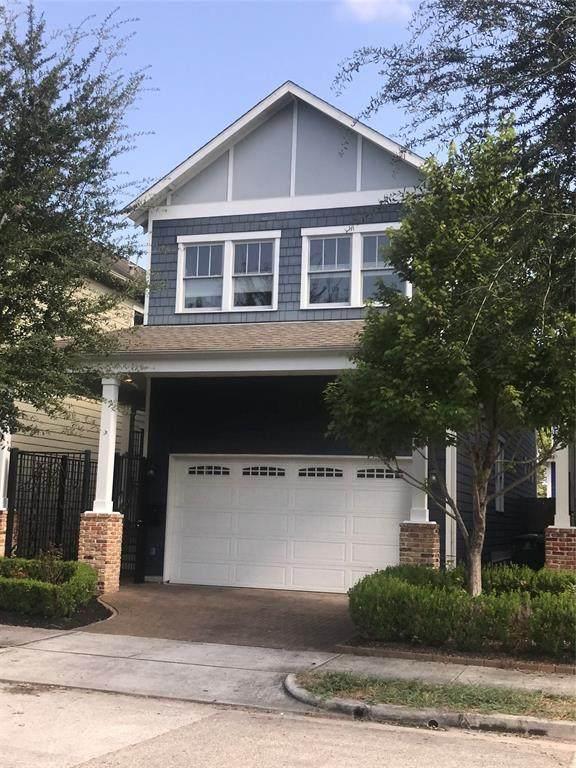 1132 Nadine Street, Houston, TX 77009 (MLS #53615349) :: The Bly Team