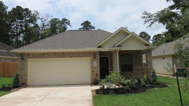3590 Pebble Beach Boulevard, Montgomery, TX 77356 (MLS #53685808) :: The Home Branch