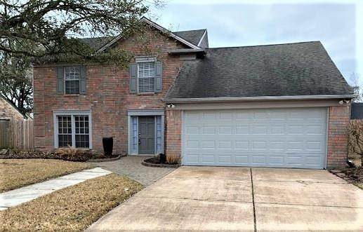2510 Shady Bend Drive, Pearland, TX 77581 (MLS #53795667) :: Homemax Properties
