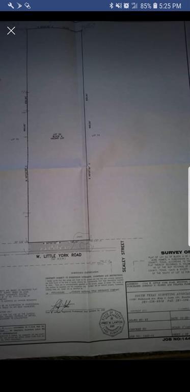 1714 W Little York Road, Houston, TX 77091 (MLS #53887991) :: Fairwater Westmont Real Estate