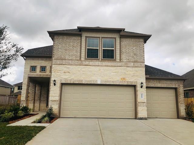 9902 Grayson Garden Drive, Richmond, TX 77407 (MLS #53924442) :: Texas Home Shop Realty