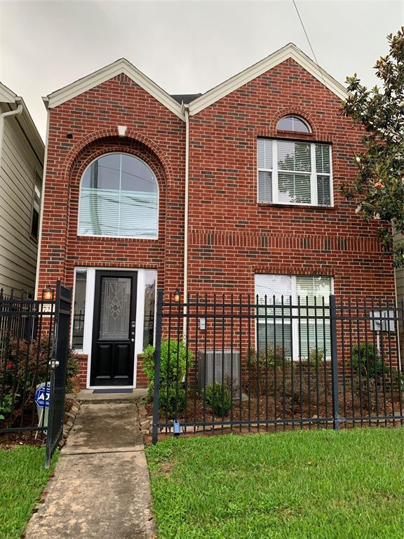 1721 Aden Mist Drive, Houston, TX 77003 (MLS #5401588) :: The Heyl Group at Keller Williams