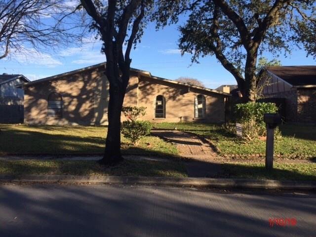 14211 Lourdes Drive, Houston, TX 77049 (MLS #54049094) :: Fairwater Westmont Real Estate