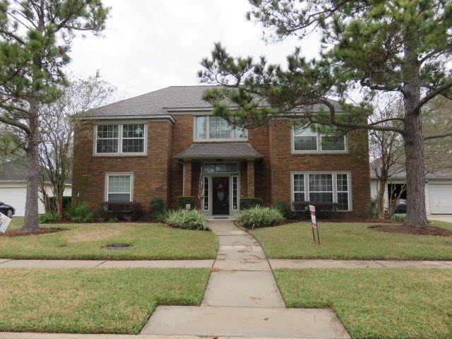 2208 Pebble Beach Drive, League City, TX 77573 (MLS #54063784) :: Ellison Real Estate Team