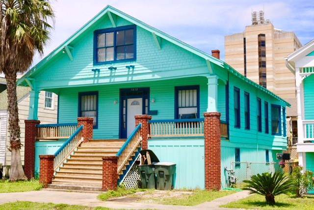 1012 Post Office Street, Galveston, TX 77550 (MLS #54066507) :: Giorgi Real Estate Group