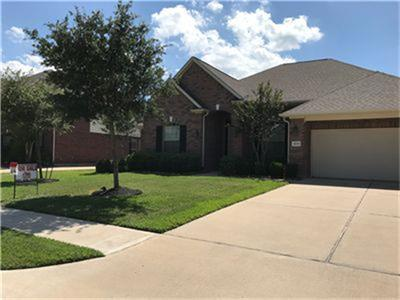 4204 Parkview Terrace Lane, Dickinson, TX 77539 (MLS #54712974) :: Texas Home Shop Realty