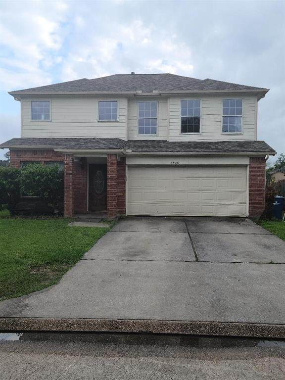 4926 Steel Meadows Lane, Humble, TX 77346 (MLS #54733970) :: The SOLD by George Team