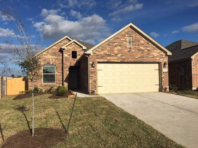 4107 E Bayou Maison Circle, Dickinson, TX 77539 (MLS #54987872) :: The SOLD by George Team