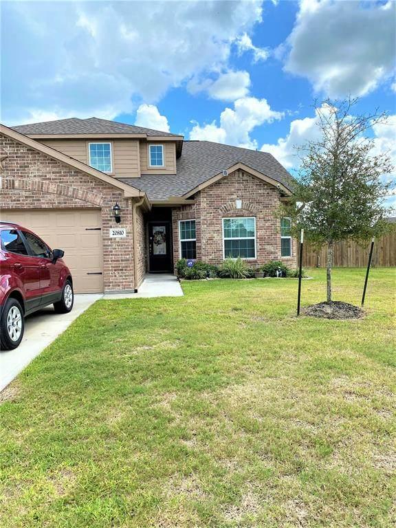 20810 Mount Bauer Drive, Hockley, TX 77447 (MLS #55073316) :: The Sansone Group