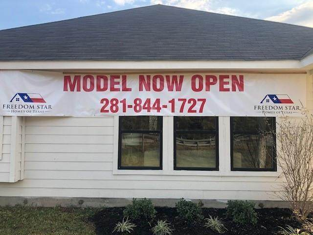 26744 E Callie Drive Drive E, Hempstead, TX 77445 (MLS #55281775) :: Caskey Realty