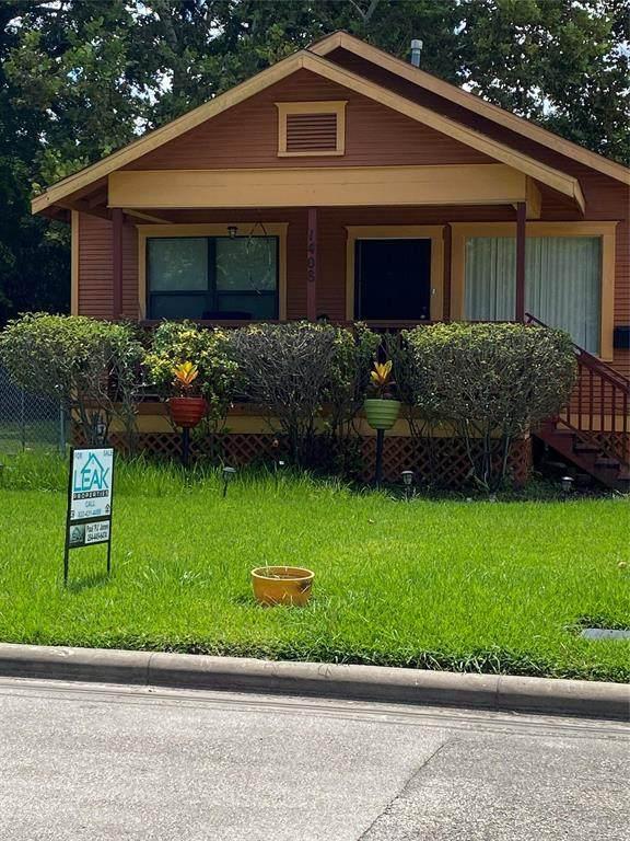 1408 E 31st Street, Houston, TX 77022 (MLS #55306696) :: The Bly Team