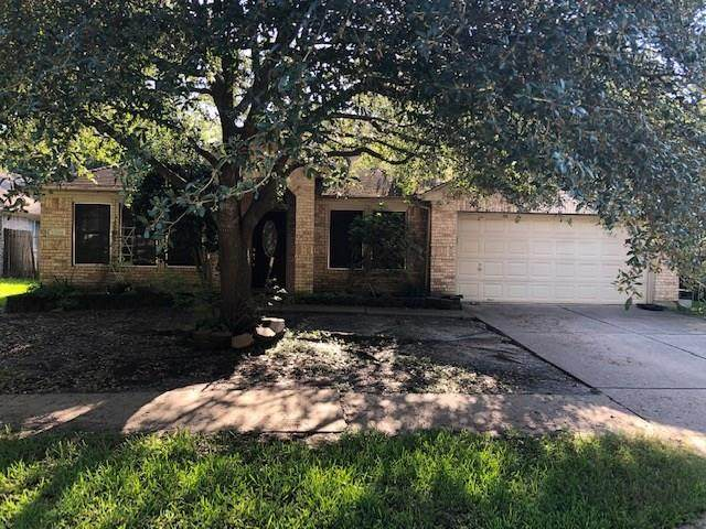 23214 Lone Wolf Trail, Spring, TX 77373 (MLS #55372807) :: The Heyl Group at Keller Williams
